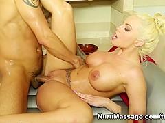 Crazy pornstar Britney Amber in Exotic Massage, Cunnilingus xxx clip