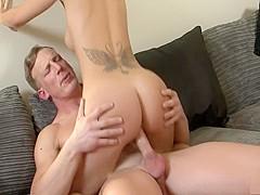 Horny pornstar Jess West in Incredible Facial, Big Tits adult movie