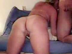 Blonde Wife Gest Fucked In The Ass