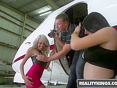 RealityKings - RK Prime - Cyrstal Rae Janice Griffith Jerry Kovac - Groupie Love