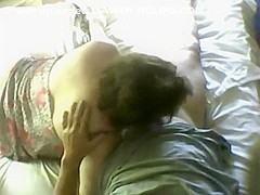 Horny Amateur record with Wife, Blowjob scenes