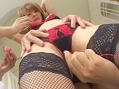 Incredible Japanese slut Naho Ozawa in Horny Dildos/Toys, Masturbation JAV scene