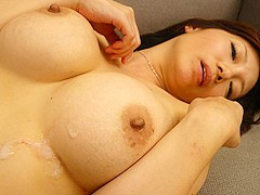 Sayuri Mikami in Big breasted Sayuri Mikami fucked instead of trying out clothes - AviDolz