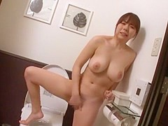 Incredible Japanese slut Anmi Hasegawa in Horny Masturbation/Onanii, Solo Girl JAV scene