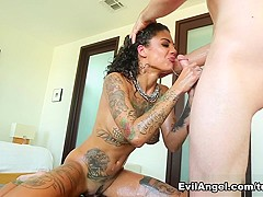 Horny pornstar Bonnie Rotten in Exotic Pornstars, Big Tits sex scene