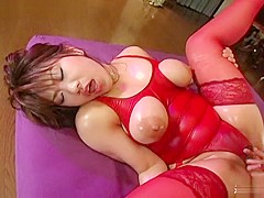 Fabulous Japanese slut in Horny Fetish, Uncensored JAV clip
