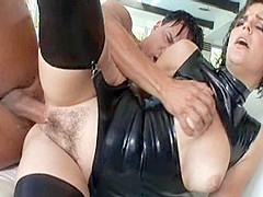 Horny pornstar Bobbi Starr in fabulous cumshots, facial xxx movie