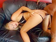 Hottest pornstar Stacy Thorn in fabulous gaping, facial sex scene