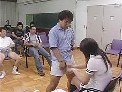 Fabulous Japanese chick Ai Takeuchi in Crazy JAV clip