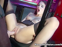 Incredible pornstar Megan Coxxx in Amazing Stockings, Small Tits adult video