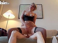 Horny pornstars in Best Amateur, Blonde porn video