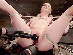 Cherry Torn in Methodical Madness - SadisticRope