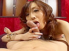 Best Japanese whore in Exotic Creampie, Big Tits JAV movie