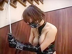 Incredible homemade Fetish, BDSM adult movie