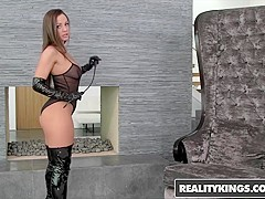 RealityKings - We Live Together - Abigail Mac Aj Applegate - Flick And Chill