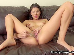 Amazing pornstar Shyla Jennings in Crazy Solo Girl, Small Tits sex movie