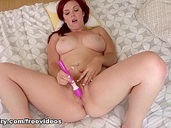 Amazing pornstars Mary Jane Mayhem, Mary Jane in Fabulous Hairy, Dildos/Toys sex clip