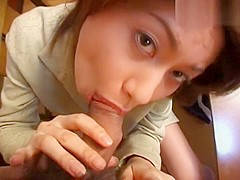 Fabulous Japanese chick in Hottest Blowjob/Fera, Uncensored JAV movie