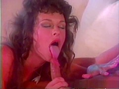 Hottest pornstar in incredible hairy, brunette adult movie