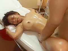 Exotic Japanese chick in Horny Big Tits, Doggy Style JAV clip