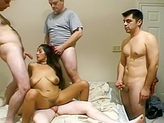 Fabulous pornstar in hottest asian, gangbang xxx clip