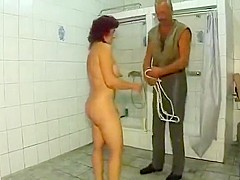 Incredible homemade Mature, BDSM xxx movie