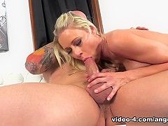 Fabulous pornstar Katie Morgan in Best MILF, Pornstars sex movie