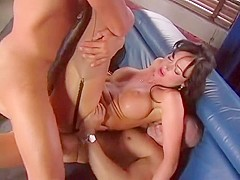 Incredible pornstar Melissa Lauren in exotic anal, cumshots adult video