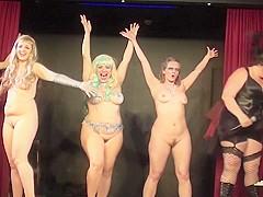 All Nude Cabaret