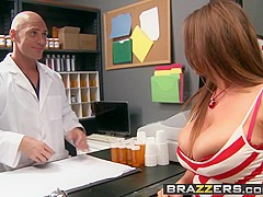 Brazzers - Doctor Adventures - Kianna Dior Johnny Sins - Filling her Prescription and Pussy