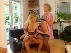 Best Amateur clip with Mature, Threesome scenes