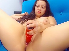 Cristhin_bbw private record on 10/21/14 07:59 from Chaturbate