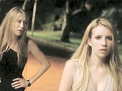 American Horror Story S03 E01-02 (2013) Emma Roberts