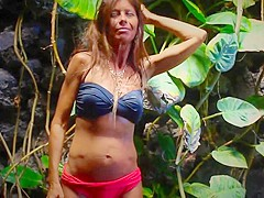 Spanish Mature in Hot Bikini