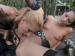 Incredible pornstars Cindy White, Helena Sweet and Lara Amour in best mature, facial xxx video
