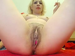 Private homemade solo, straight xxx record with amazing Adore My Big Clit