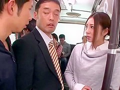 Incredible Japanese model Minori Hatsune in Amazing Outdoor, Public JAV video