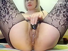 Private homemade solo, straight porn record with fabulous Adore My Big Clit