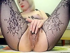Private homemade solo, straight xxx record with crazy Adore My Big Clit