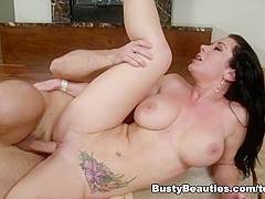 Fabulous pornstar Jayden Jaymes in Amazing Hardcore, Big Tits porn video