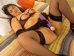 Horny Homemade movie with Brunette, Mature scenes
