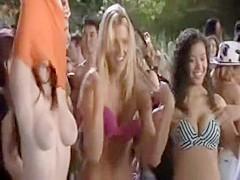 Jessy Schram Topless