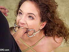 Training Callie Klein to be an Obedient, Willing, Dirty Slut - TheTrainingofO