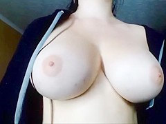 Beautiful natural Russian Tits   Romanian Pussy