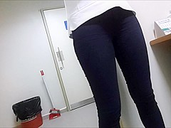 panty girl has yummy ass (part 2)