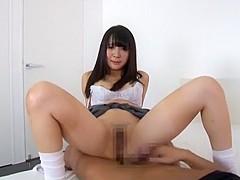 Incredible Japanese girl Hitomi Fujiwara in Crazy Small Tits, Hardcore JAV scene