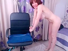 Amazing Homemade record with Webcam, Big Tits scenes
