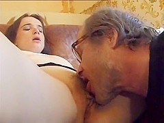 Hottest Homemade clip with Cunnilingus, Brunette scenes