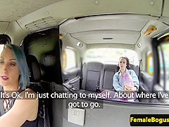 british taxi driver pussylicked by lesbo passenger