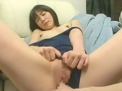 Best Japanese girl Yui Kasugano in Incredible Small Tits JAV movie